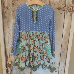 Matilda Jane Joanna Gaines Dress Size 6